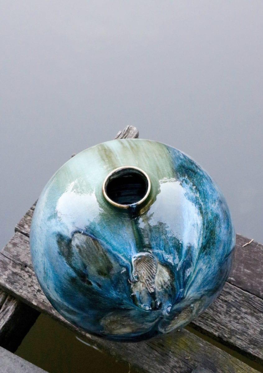 Rowley Drysdale Blue Orb C