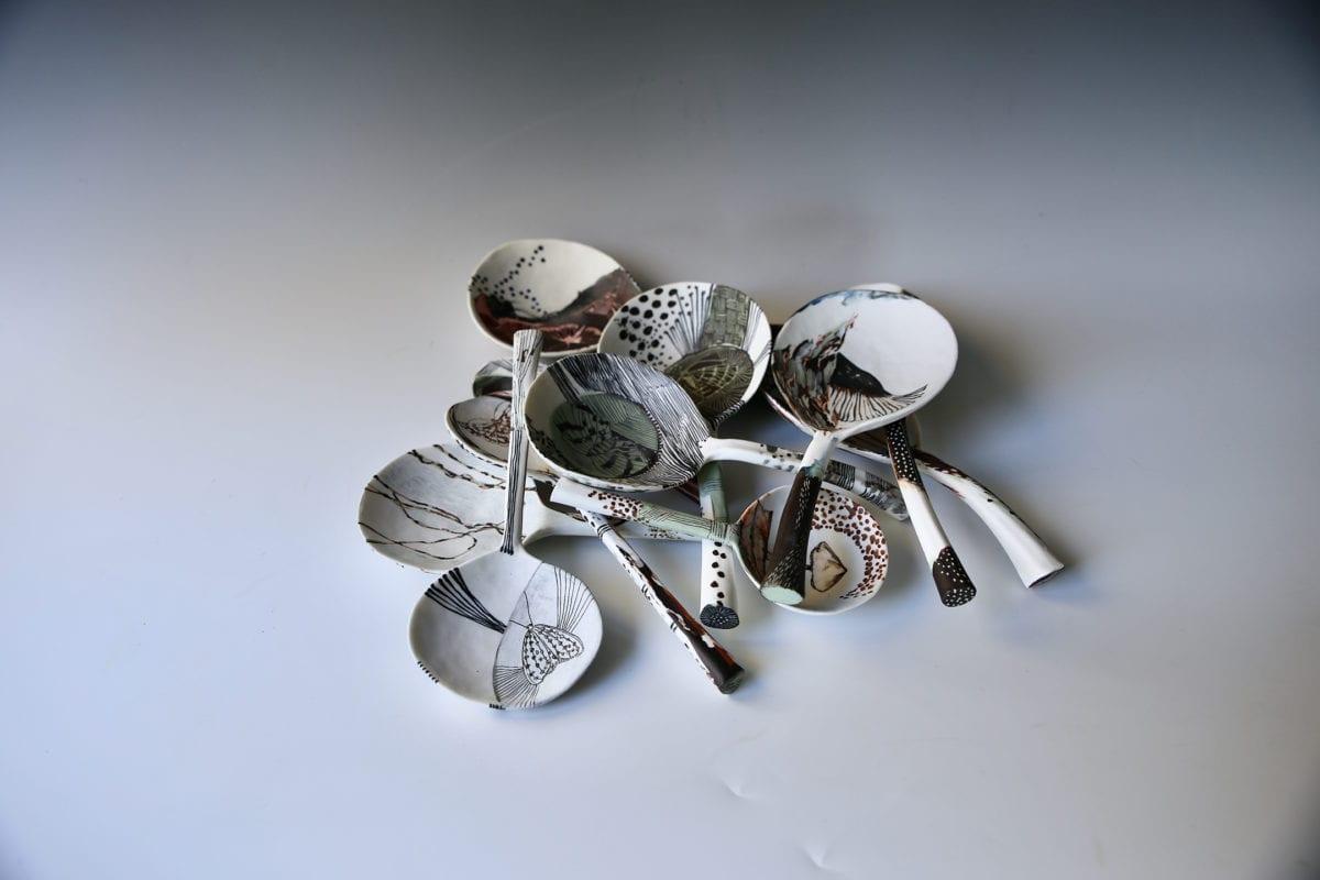 Fungi Spoons