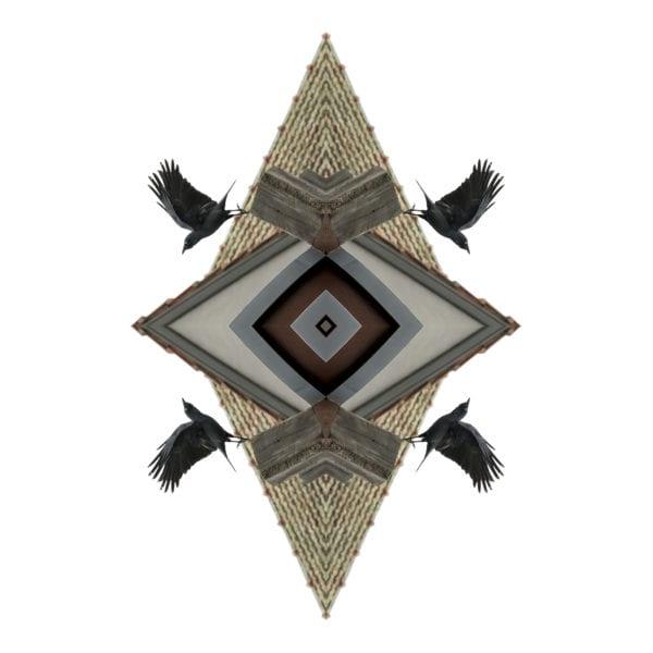 01. Kent Morris Unvanished Boon Wurung (st Kilda) Crow Lr